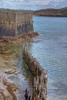 25 Saint Maló  desde la muralla. (JuanmaMateos) Tags: bretaña normandía francia atlántico faros acantilados pseudohdr viaje puerto