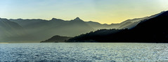 _DSC2528-Pano.jpg (David Hamments) Tags: lakecomo panorama sunset northernitaly silhouette flickrunitedaward fantasticnature
