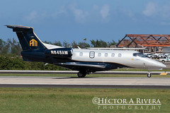 N848AM (Hector A Rivera Valentin) Tags: 2017 embraer emb505 phenom 300 private n848am sanjuan luismunozmarin international islaverde sju tjsj puertorico november25 aviation aircraft aviones aviacion airshows airplanes avion airports airshow airport aeroplano airfield airfields american airforces warbirds explore eaa eos regional red transport t3i tjps taxing yellow usaf usn canadian armed forces planes pr ponce pse flight flying flyin green boeing c130j hercules c130 bomber military machines militar navy mountain grass airplane cockpit sky tree jet san juan bqn tjbq aguadilla