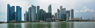 ... Singapore Skyline ...