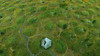 Mima Mounds viewing tower from above (Don Briggs) Tags: autel x autelxstardorne donbriggs mimamoundsfromabove