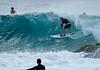 DSCF6795 (gleeson.stephen) Tags: rainbowbay surfphotography fujix snapperrocks kirra tubed pointdanger goldcoast greenmountbeach surfinglife waves coolangatta gcsurfgirls surf longboard