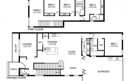 Lot Block 23 Section 36, 3 Lipman Street, Chapman ACT 2611