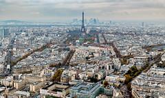 Paris from Montparnasse (Henk Verheyen) Tags: parijs paris autumn city herfst stad montparnasse overview overzicht