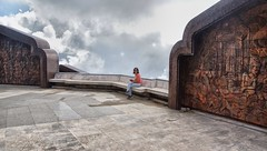 """On the """"Roof of Thailand"""" (J316) Tags: j316 ping sony doi i doiinthanon chiangmai thailand hdr wife"""