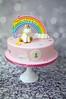 Rainbow Unicorn Cake (toertlifee) Tags: törtlifee einhorn regenbogen kids cake pink rosé smiling