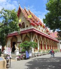 Wat Phan On (Chiang Mai, Thailand) (courthouselover) Tags: thailand เมืองไทย mueangthai ประเทศไทย prathetthai siam สยาม kingdomofthailand ราชอาณาจักรไทย ratchaanachakthai chiangmai เชียงใหม่ เทศบาลนครเชียงใหม่ chiangmaiprovince จังหวัดเชียงใหม่ asia southeastasia associationofsoutheastasiannations asean အရှေ့တောင်အာရှနိုင်ငံများအသင်း samahanngmgabansasatimogsilangangasya perhimpunanbangsabangsaasiatenggara សមាគមប្រជាជាតិអាស៊ីអាគ្នេយ៍ ສະມາຄົມປະຊາຊາດແຫ່ງອາຊີຕະເວັນອອກສຽງໃຕ້ persatuannegaraasiatenggara 东南亚国家联盟 தென்கிழக்காசியநாடுகளின்கூட்டமைப்பு สมาคมประชาชาติแห่งเอเชียตะวันออกเฉียงใต้ hiệphộicácquốcgiađôngnamá