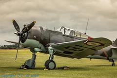Curtiss H-75A-1-6568 (_OKB_) Tags: duxford2016 curtiss h75a1 nikon d7100 wwii war aviation avia avion france lafayette
