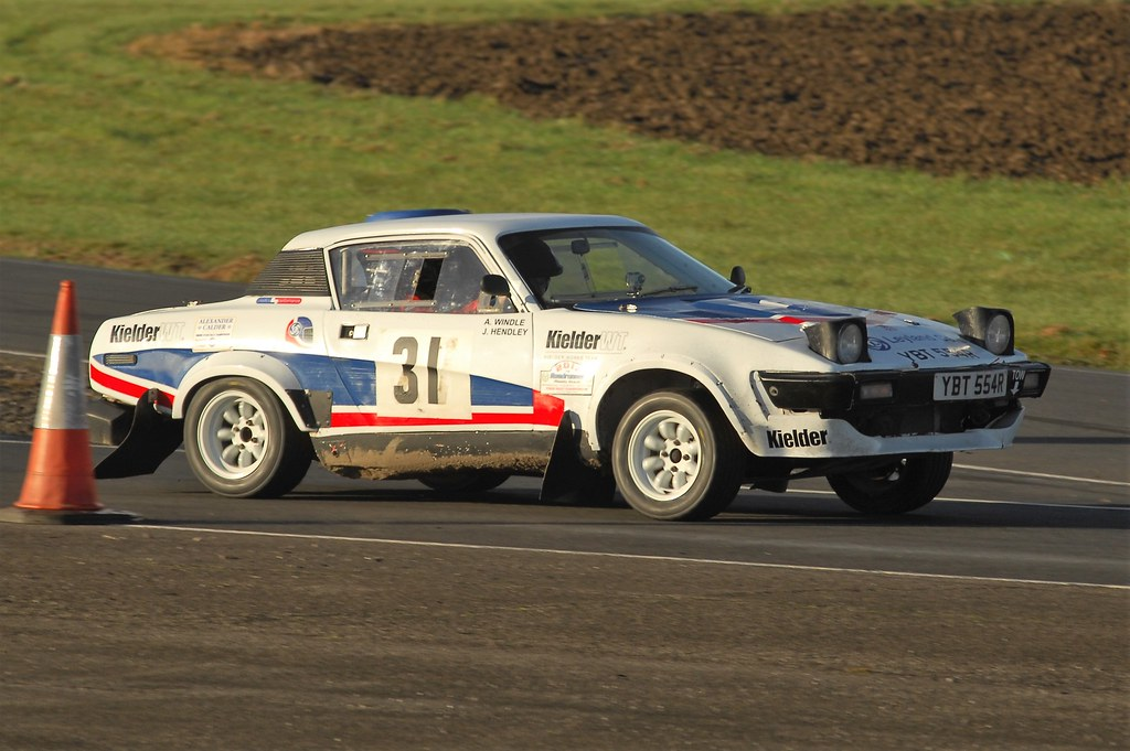 The world 39 s best photos of tr7 flickr hive mind for South motors bmw mini