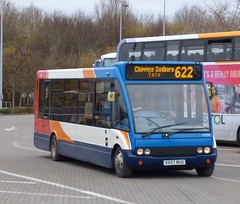 Stagecoach West 47558 VX57NUU (DGPhotography1999) Tags: stagecoach 47558 vx57nuu optaresolo minibus stagecoachwest stagecoachnorthbristol cribbscausewaybusstation