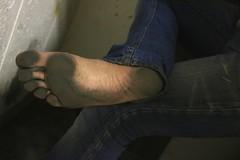 dirty feet - indoor 685 (dirtyfeet6811) Tags: feet foot sole barefoot dirtyfeet dirtyfoot dirtysole partyfeet