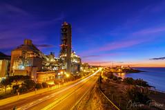 Fabrica de cemento Málaga (Octavian Photography) Tags: