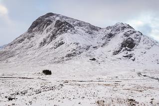 Lagangarbh Hut, Glen Coe
