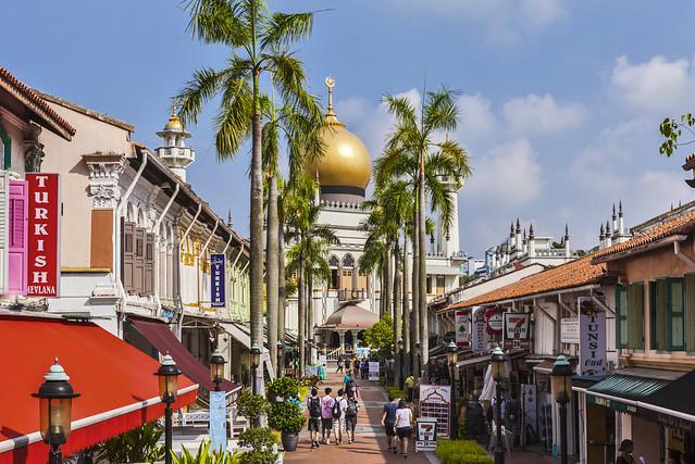 アラブストリート(シンガポール人気観光地)