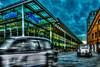 Taxi, Taxi! (Jonathan Vowles) Tags: taxi london stpancras hdr