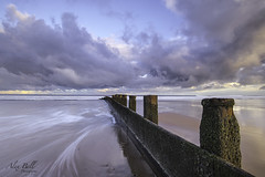 Blyth Groyne (Alex365pix) Tags: blyth groyne seascapes le leefilters northumberland northeastcoast beach
