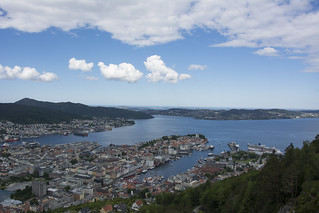 From Oslo to Bergen