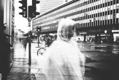 Urban Ghost (Fahad0850) Tags: leica m m240 street streetphotography streets copenhagen bw blackandwhite