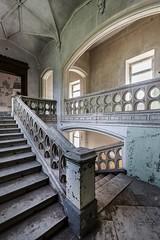 (ilConte) Tags: slovenia architettura architecture architektur abbandono abandoned decay castello castle slovenian