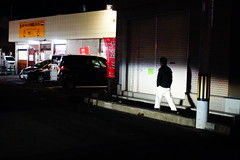 Secret man (憂-ICHIRO) Tags: street snap sony rx100