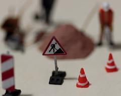 Cone, traffic cone - MACRO MONDAYS (Corinneski) Tags: cone macro macromondays sydney newsouthwales australia