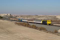 Tren de las Gachas 2017 (L_B_A) Tags: lenstagger trendelasgachas trendelos80 1ªzona aafm 269604 chopper elromeral mitsubishi caf renfe 2696