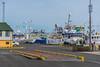 Islanda-109 (msmfrr) Tags: sea water porto harbor barche boats iceland islanda landscape panorama höfn mountains montagna