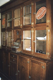 Kokomo  Indiana  - Howard Lodge #93 F&AM Masonic Lodge - Historic ~ Cash Bar  - Vintage