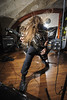STRID (Mandrake...) Tags: nikon d3 golden cadillac 1424 f28 28 live music metal black band singer guitar voice solo headbanging musica club near ltd