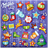 Christmas countdown has started (Deejay Bafaroy) Tags: adventcalendar adventskalender advent chocolate schokolade milka colourful farbig bunt purple lilac violett lila red rot green grün blue blau orange yellow gelb