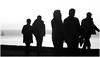 Silhouetten (2)sw (fotokunst_kunstfoto) Tags: silhouette silhouett silhouetten schattenbilder umriss kontur konturen schattenriss