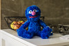 Grover (Leighton Wallis) Tags: sony alpha a7r mirrorless ilce7r 55mm f18 emount grover sesamestreet blue monster puppet plush teddy