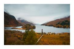 The Glenfinnan Monument (VintageLensLover) Tags: schottland lochshiel scotland greatbritain landscape sonya7ii fe16354 scottishhighlands denkmal theglenfinnanmonument