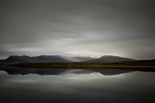 Vesturhópsvatn, North Iceland