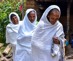 Three Wise Women (Rod Waddington) Tags: africa african afrique afrika äthiopien adigrat ethiopia ethiopian ethnic etiopia ethnicity ethiopie etiopian three wise women shamma group outdoor orthodox