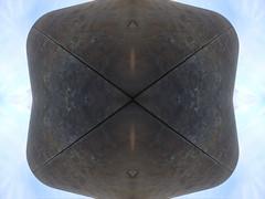planet9 (rob_trik) Tags: london symmetry abstract architecture photoshop mandala grenwhich planetarium