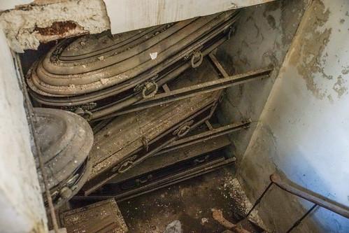 Forgotten coffins
