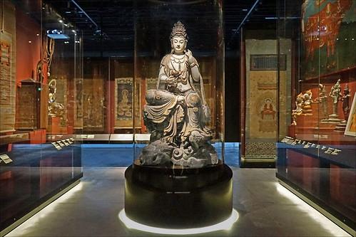 Avalokitasvara (musée d'ethnographie de Genève, Suisse)