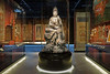 Avalokitasvara (musée d'ethnographie de Genève, Suisse) (dalbera) Tags: genève suisse meg avalokitasvara bouddhisme muséedethnographie archivesdeladiversitéhumaine vitrines dalbera