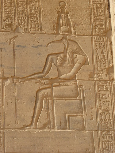 Thoth, Philae