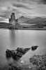 Quand il fait gris (skol-louarn) Tags: ardvreckcastle sutherland lochassynt scotland ecosse octobre october canoneos7d canonef1740mmf4lusm lac ruine