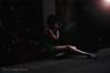 """Nuit d'été ... ( P-A) Tags: clairobscur nuit lumière éclairage tamisée sombre rue tranquille silence fille portable visiteurs voyage touriste souvenirs photos simpa© barcelone espagne catalan catalogne jesuisvenuevousdire """"nikonflickraward"""""""