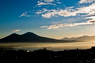 Napoli - Early Morning Fog - 12-06-12