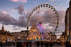 The Big Wheel / Rijsel (Lille) 2017 (zilverbat.) Tags: travel tripadvisor zilverbat avondfotografie availablelight wheel clouds wolken city citylife timelife town tourism tourist tour visit france frankrijk rijsel bild image innercity architecture buildings centrum lille 2017 stadt stadsgezicht stedelijk winter twilight dusk altstadt square rad ngc