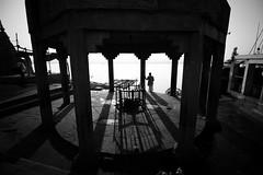 Silence is so freaking loud (Harshal Orawala) Tags: indi blacknwhite bnw har streetphotography india varanasi silent