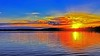 Corner Sunset (Bob's Digital Eye) Tags: 2015 bobsdigitaleye canon efs24mmf28stm flicker h2o laquintaessenza lake lakesunsets lakescape sky skyscape sunset sunsetsoverwater t3i water