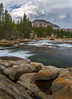 Whitewater Cascade Polly Dome1 (danngrider) Tags: tuolumnemeadows tuolumneriver yosemitenationalpark yosemite waterwheelfalls californiafalls lecontecalls tuolumnefalls glenaulinfalls