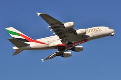 'EK47L' (EK0016) LGW-DXB (A380spotter) Tags: takeoff departure climb climbout belly gearinmotion gim retraction airbus a380 800 msn0108 a6eea expo2020dubaiuaehostcity decal sticker 38m longrangeconfiguration 14f76j427y الإمارات emiratesairline uae ek ek47l ek0016 lgwdxb runway08r 08r london gatwick egkk lgw