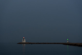 Seaside Night Impressions
