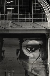 Graffitti porteño (Nikon F2, Kodak Tri-X, Tetenal)